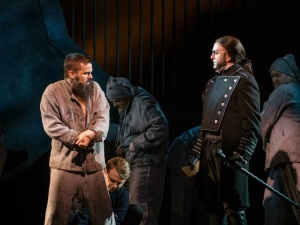 Prisoner 24601 and Javert