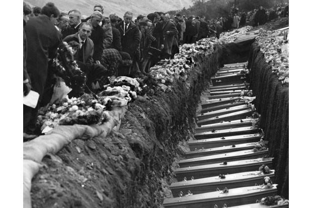 Aberfan Funeral